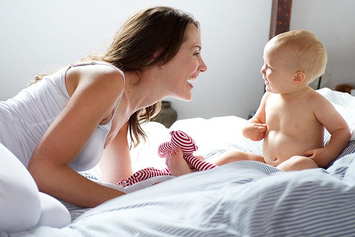 Quando os bebês começam a falar?