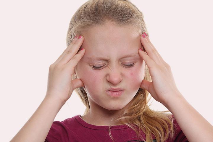Imagens de dores de cabeça na puberdade