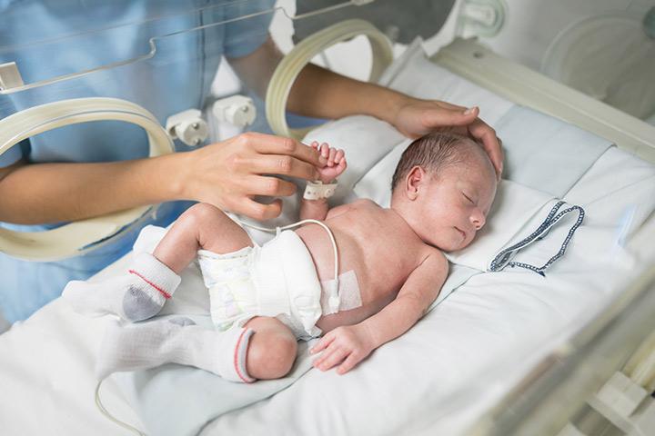 Normal para os órgãos genitais do meu bebê