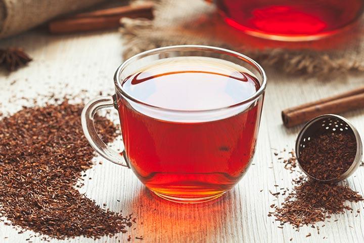 Chá de Honeybush e Rooibos na gravidez