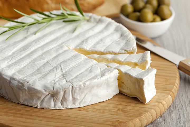 Queijo Brie durante a gravidez