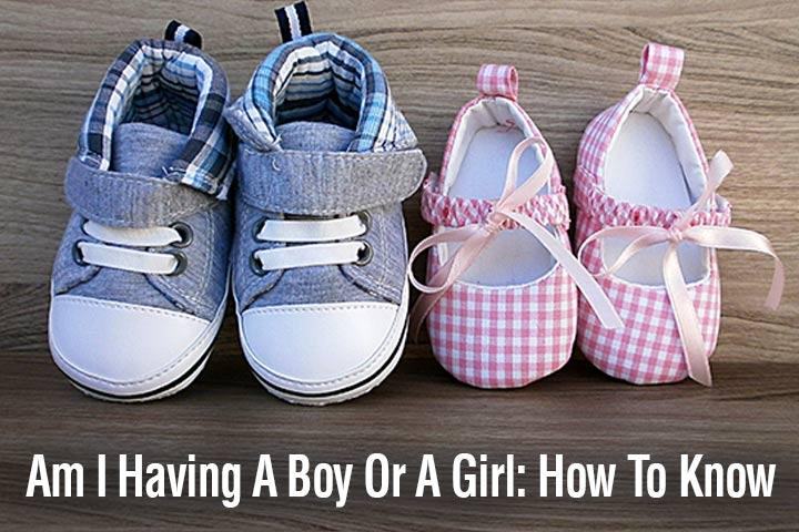 Você tem menino ou menina?