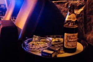 Cigarros e álcool