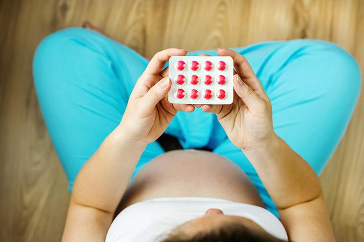 Fenilefrina durante a gravidez