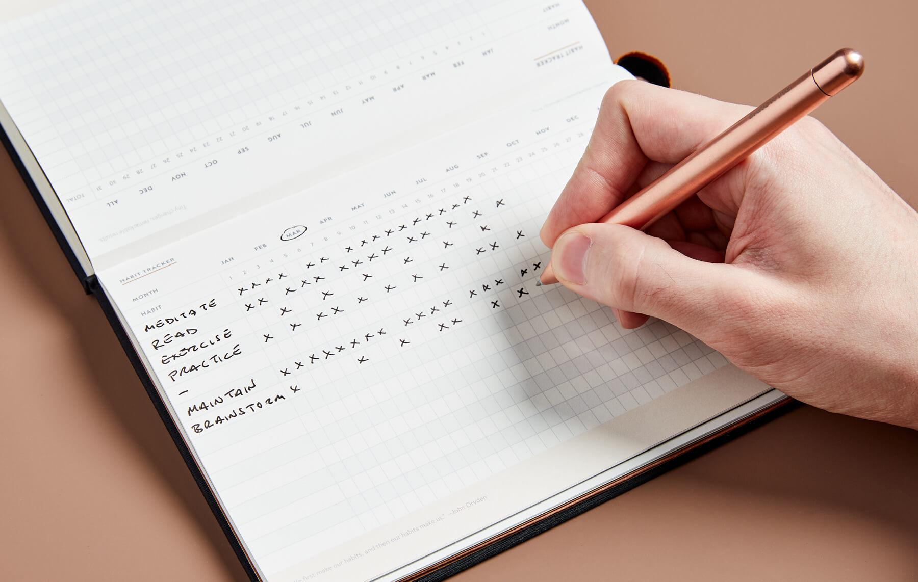 O melhor guia de rastreamento de hábitos: Por que e como rastrear seus hábitos
