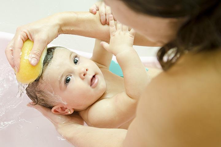 Sabonetes para o seu bebê