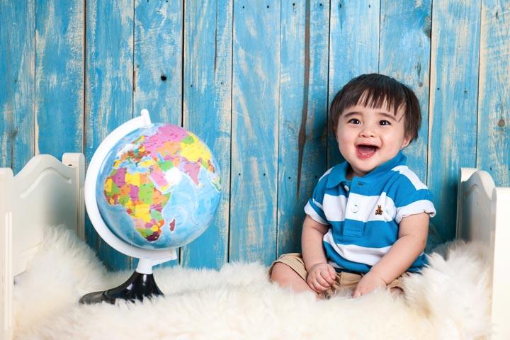 Nomes de bebês de todo o mundo
