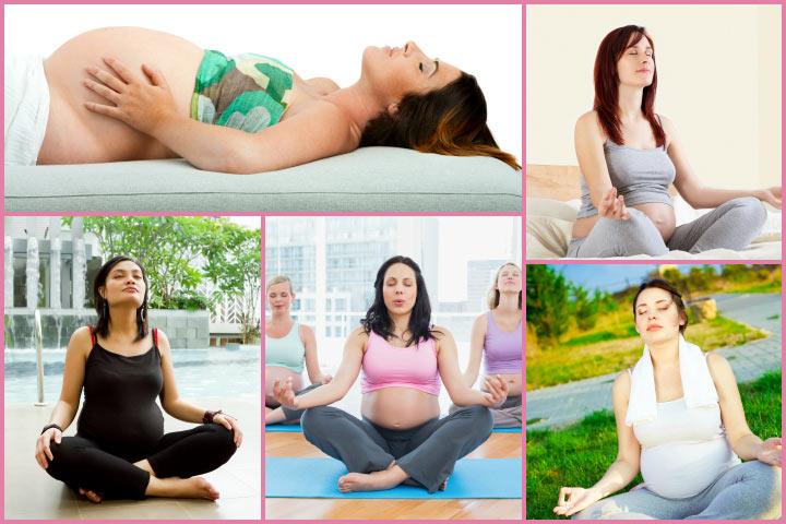 Técnicas de relaxamento e respiração durante o parto