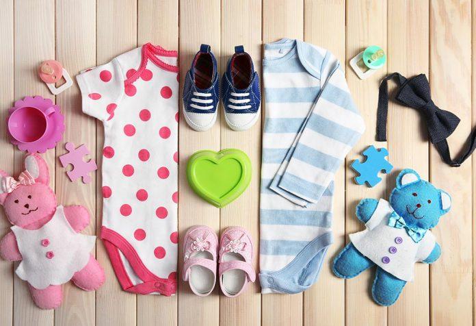 Tenha essas 56 coisas em mãos quando o recém-nascido chegar