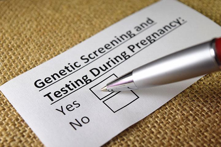 Trabalho pede proibição de testagem sexual precoce do feto