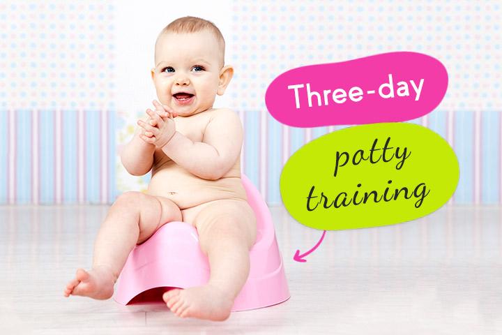 Treinamento potty de 3 dias Como funciona e quando começar