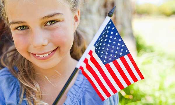 10 exemplos de patriotismo que os pais devem ensinar aos filhos