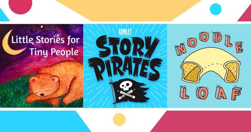 11 Podcasts que toda a família pode desfrutar