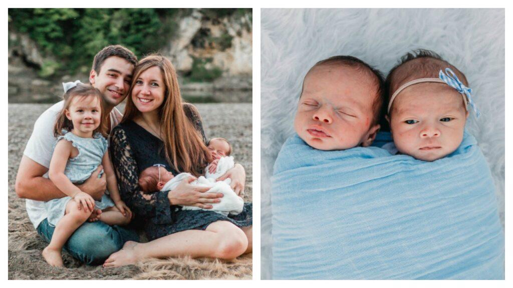 6 coisas surpreendentes sobre estar grávida de gêmeos