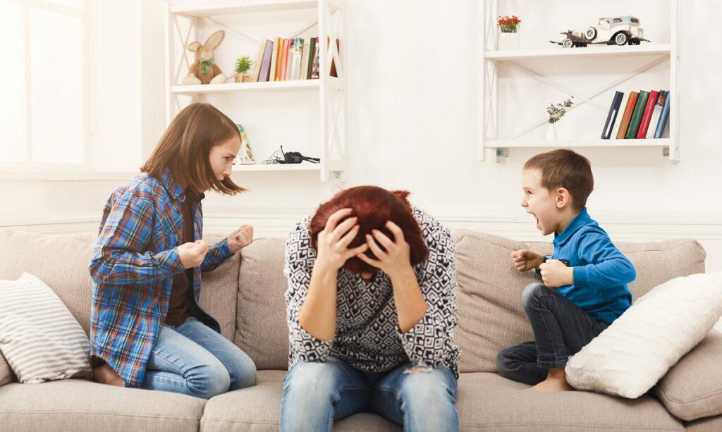 6 maneiras de manter o seu 'não' como pai