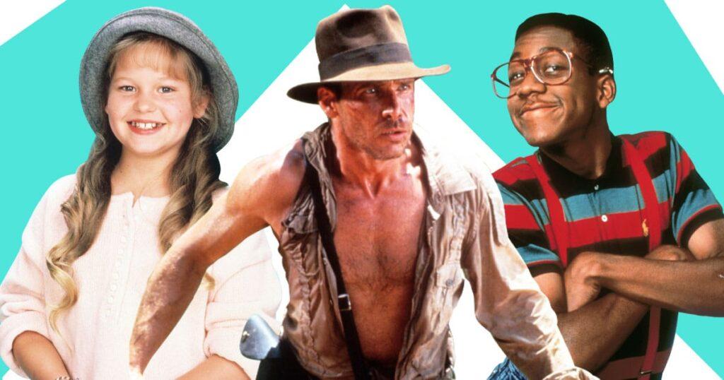 Filmes e programas dos anos 80 e 90 que estamos emocionados em transmitir para nossos filhos