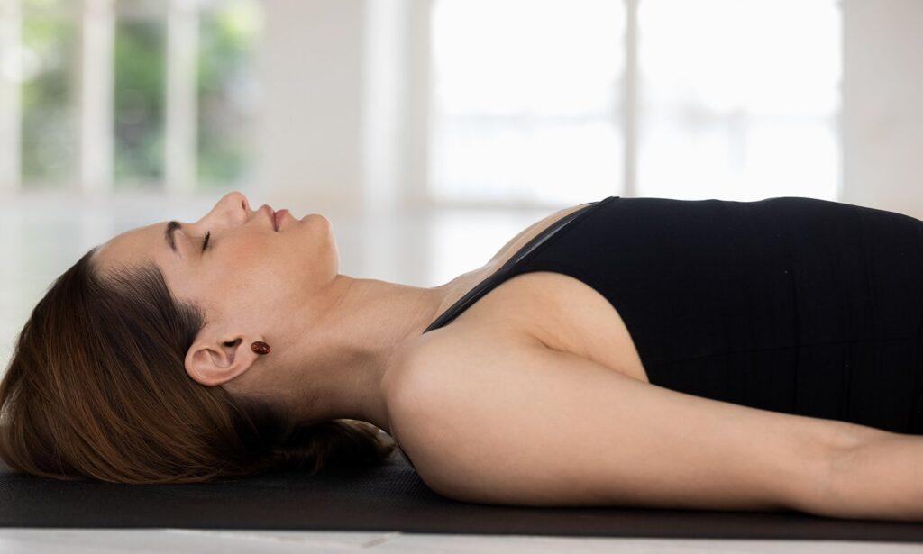 Meditação de varredura corporal