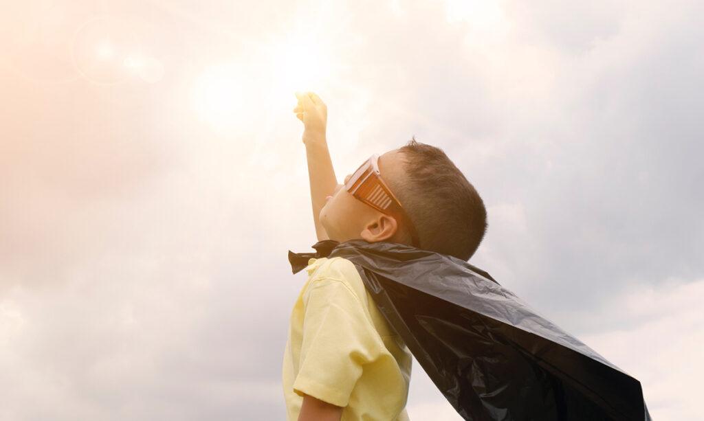 Construindo independência em crianças com autismo