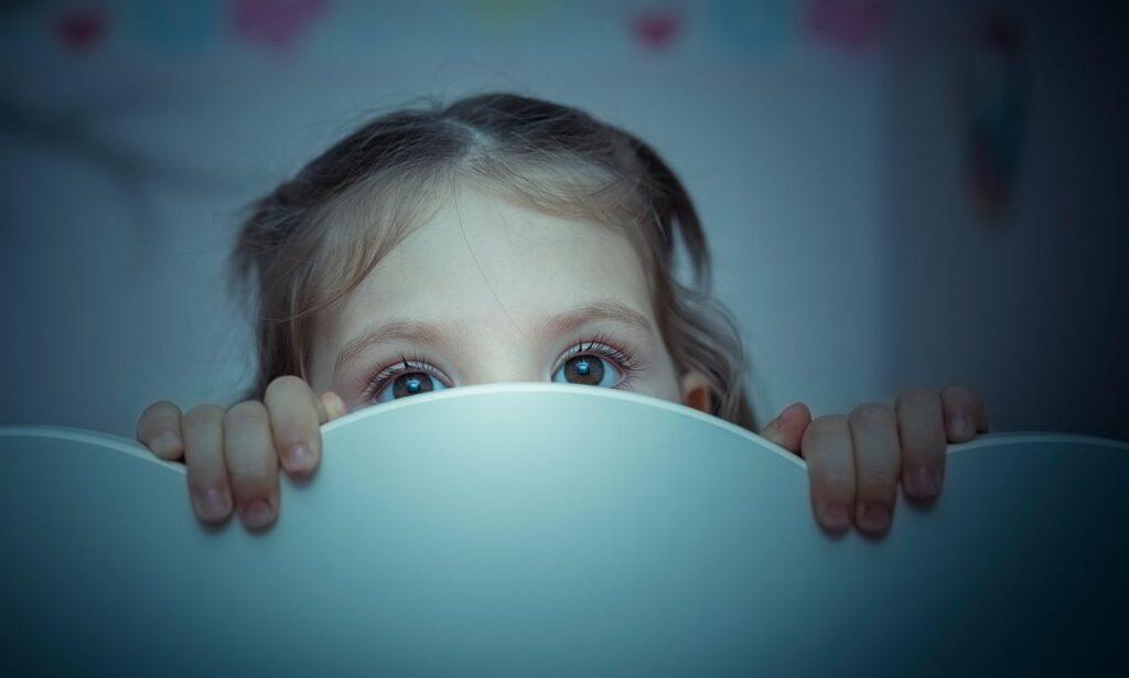 Insônia na infância e problemas de sono