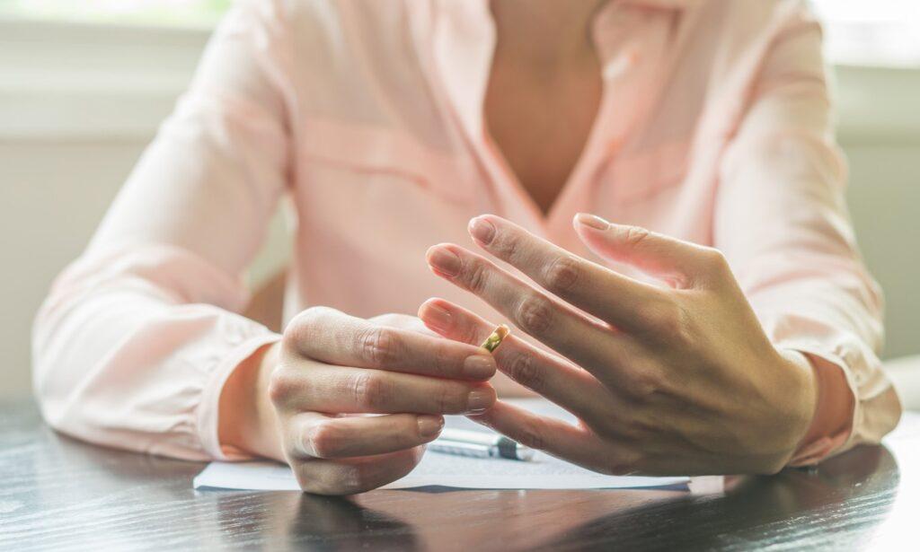 Lidar com uma separação ou divórcio