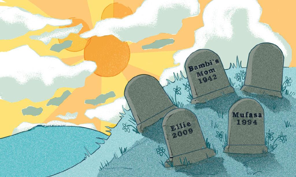 Morte e Disney: Como os filmes ajudam as crianças a aprender sobre a morte