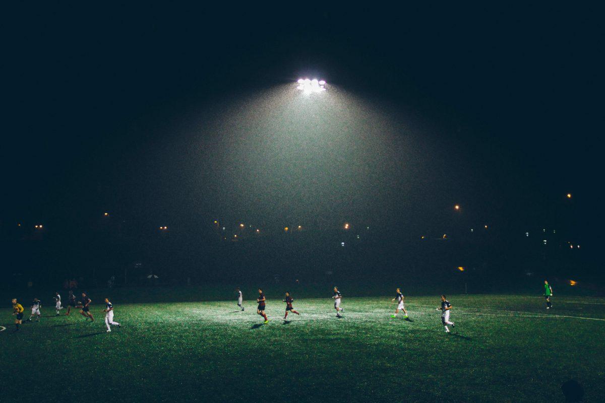 E se você tratar sua vida como um esporte de equipe?