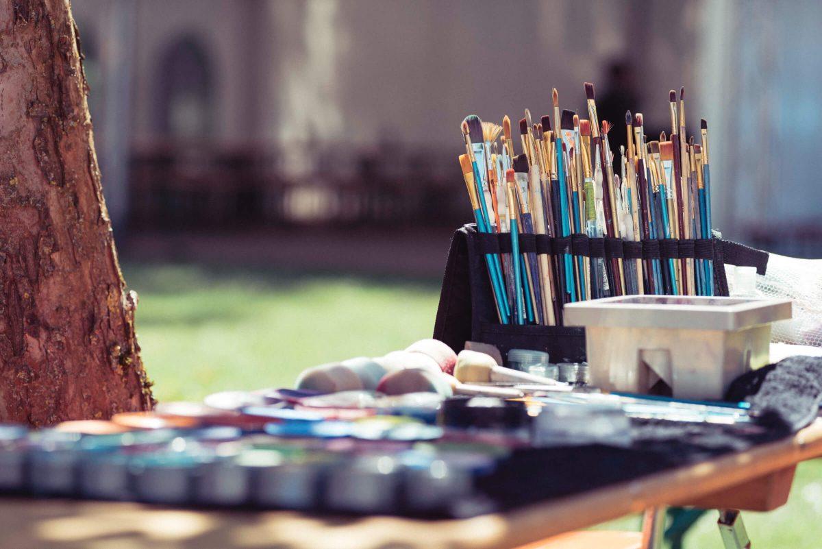 Fazendo mais arte: os benefícios de saúde da criatividade