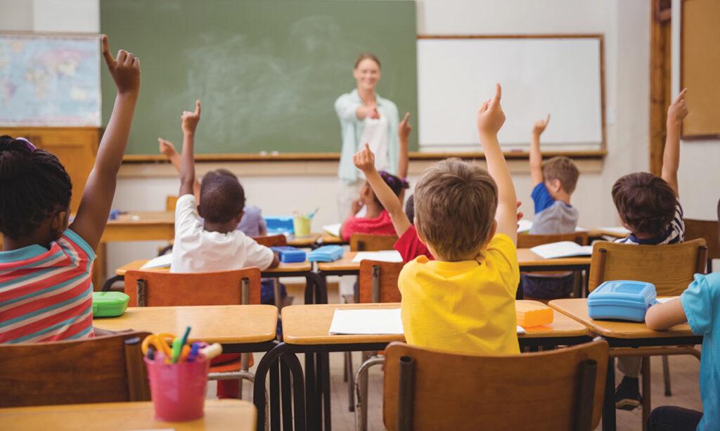 Ajudar as crianças com autismo a navegar na escola