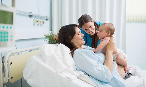 Hospitais com centros de parto em Metro Detroit e Ann Arbor