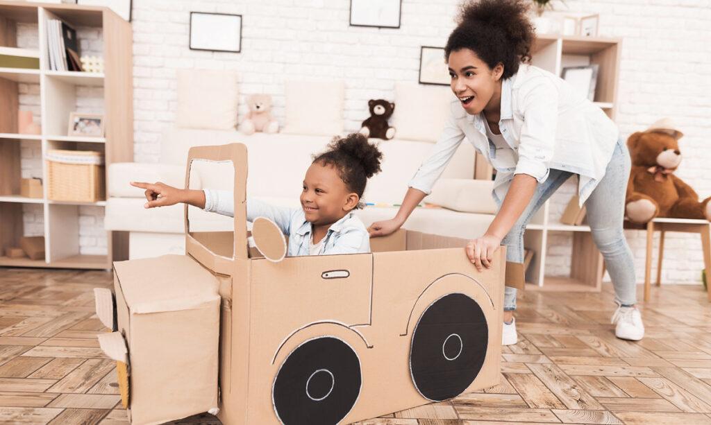 Como as mães podem ser mais felizes e mais divertidas na criação dos filhos
