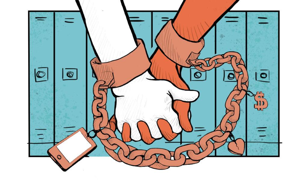 Como os pais podem abordar a prevenção da violência no namoro com adolescentes