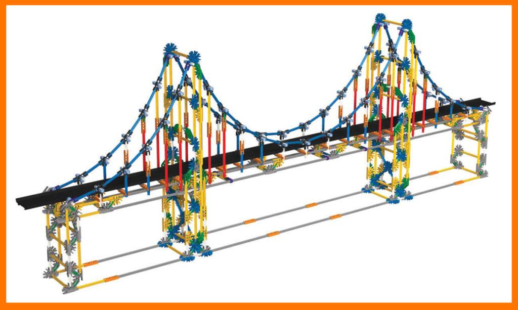 Como construir uma ponte com caras digitais