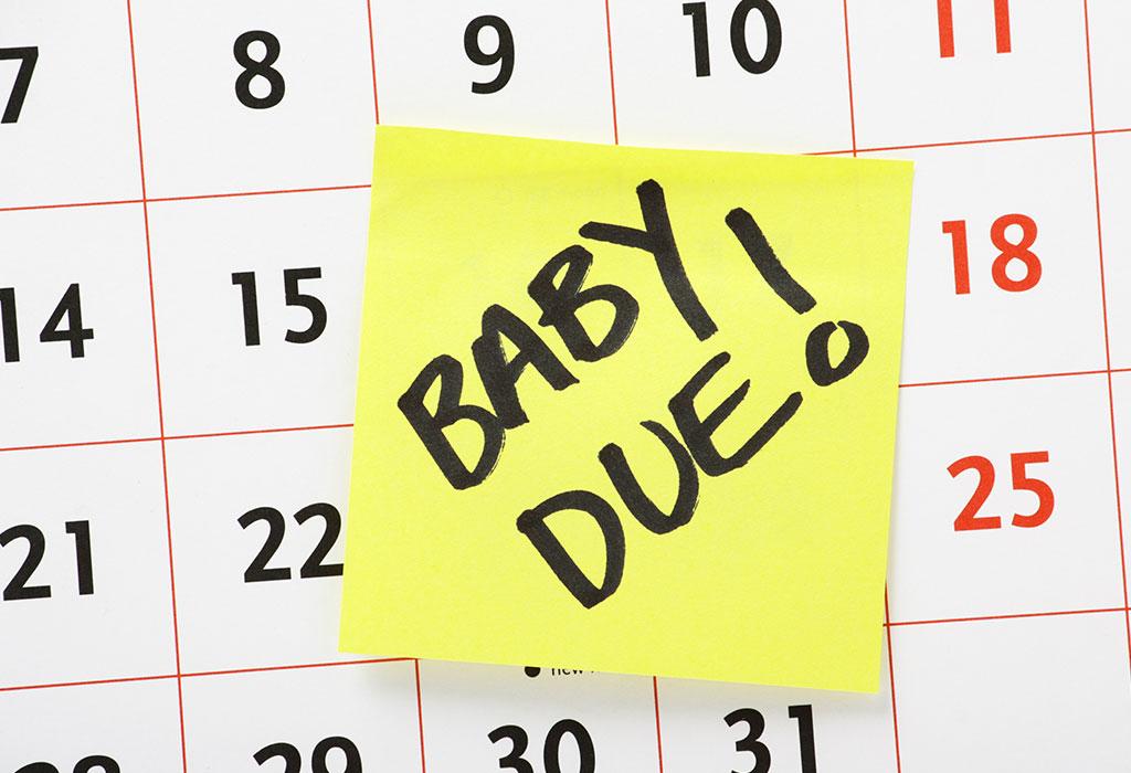 Como calcular a data de vencimento da gravidez