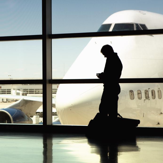 Eu odeio viagens de negócios!