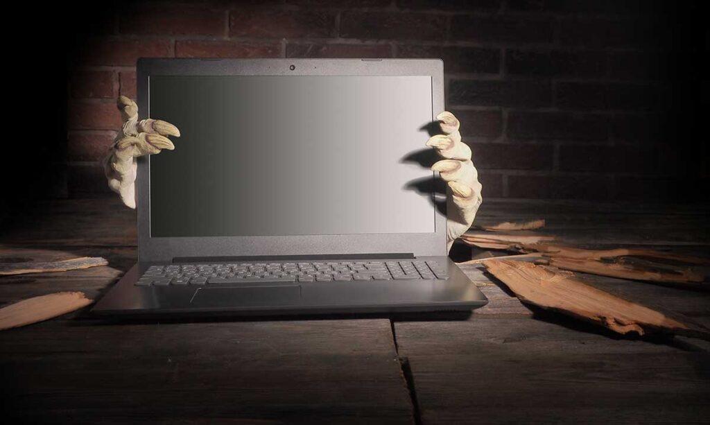 As crianças dizem que a Internet é assustadora e um estudo descobriu por que
