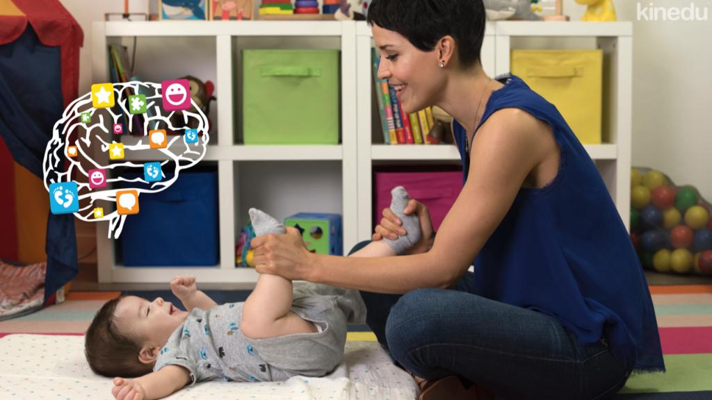Kinedu é o aplicativo que muda o jogo que ajuda você a entender o desenvolvimento do seu bebê