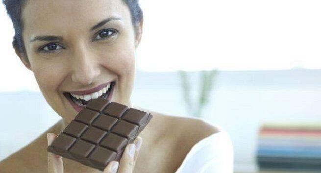 Conheça estes benefícios de comer chocolate durante a gravidez