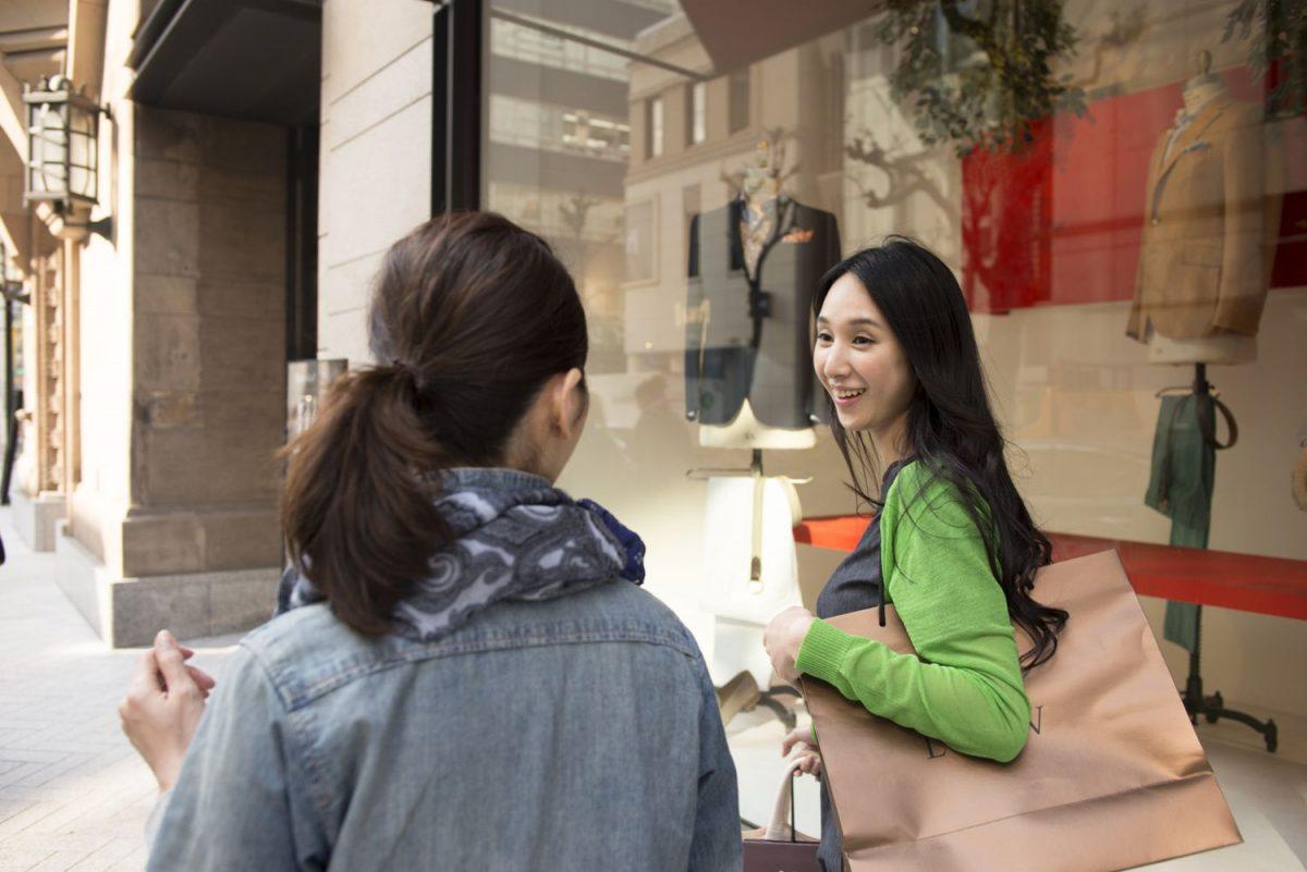 Materialismo e vícios de compras.