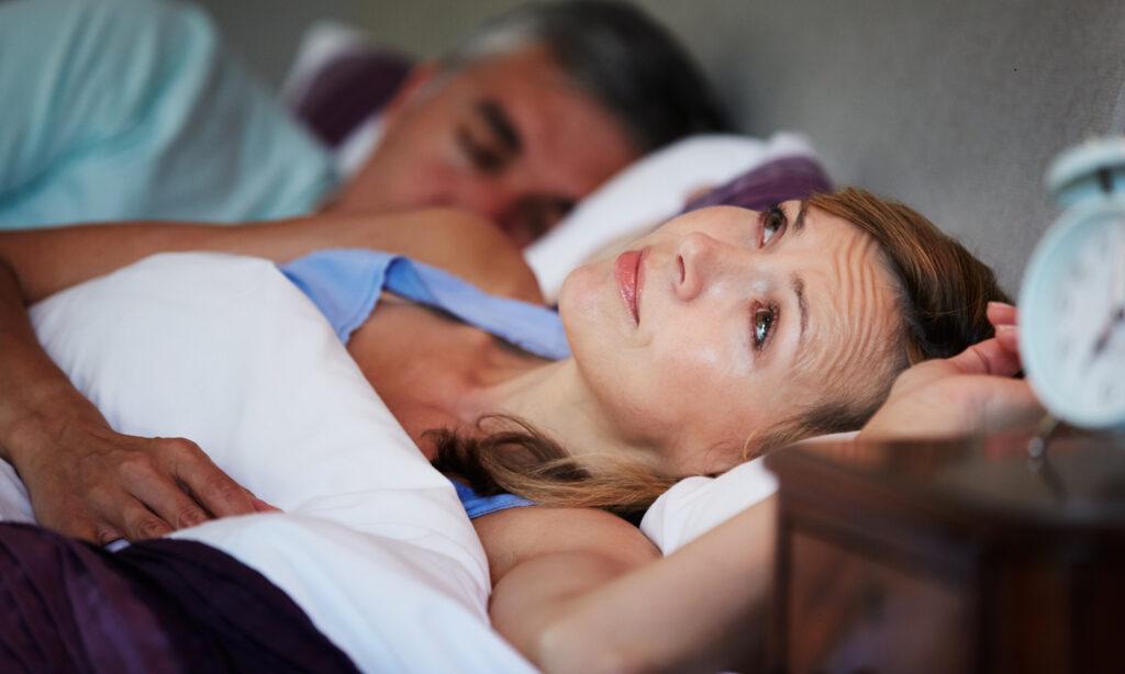 Causas médicas de problemas do sono