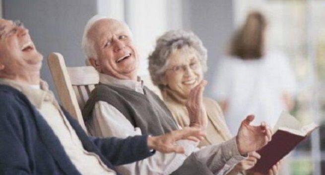 pessoas mais velhas