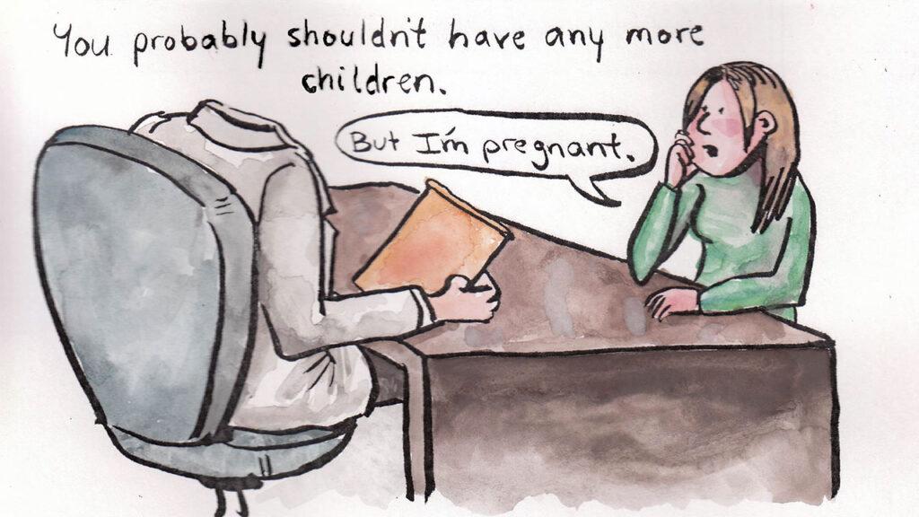Planejando minha paternidade no clima político de hoje: uma jornada visual