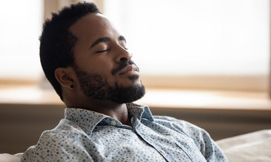 Meditação progressiva do relaxamento muscular