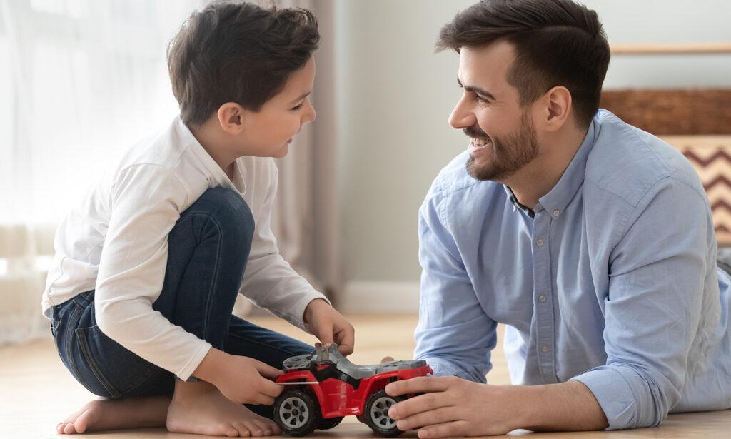 Criar filhos emocionalmente inteligentes