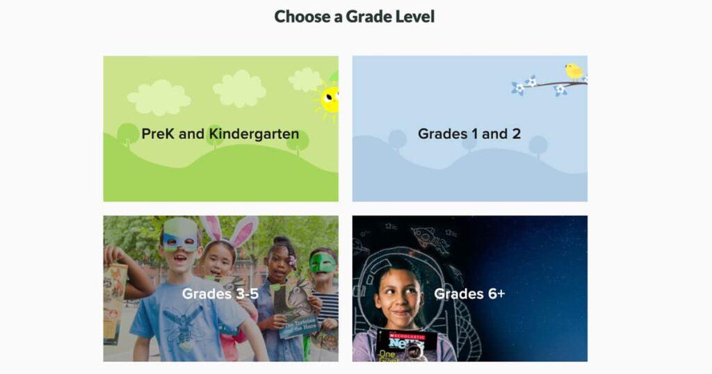 Scholastic chega com atividades gratuitas de aprendizado em casa para crianças do ensino fundamental