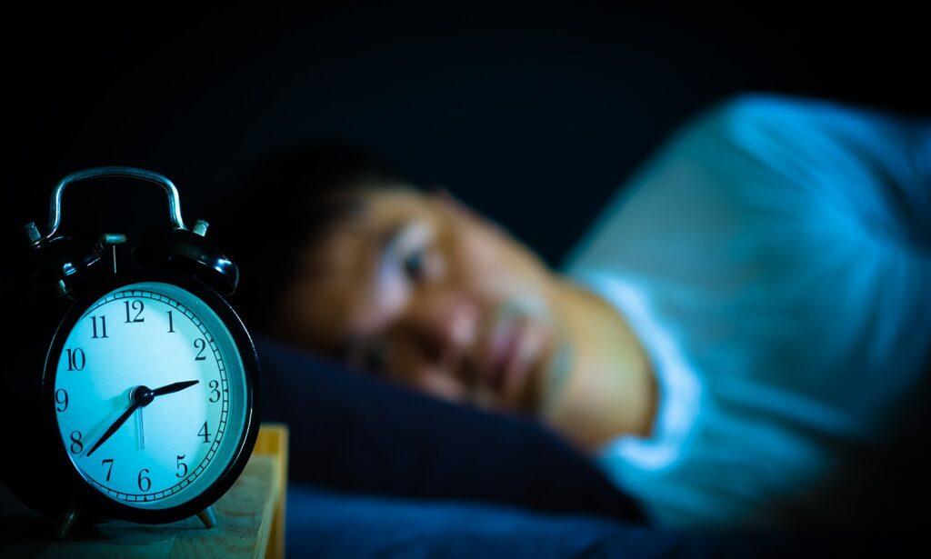 Problemas de sono durante o coronavírus