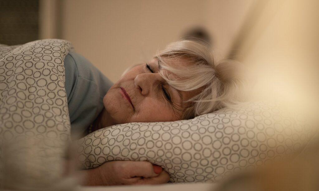 Dicas de sono para idosos