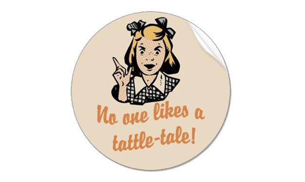 Tattletale Kids: Por que as crianças delatam e o que os pais podem fazer