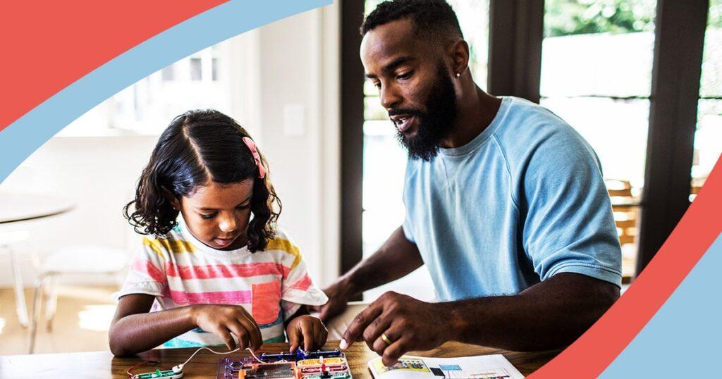 Dicas para aprender em casa com um pai de Homeschooling