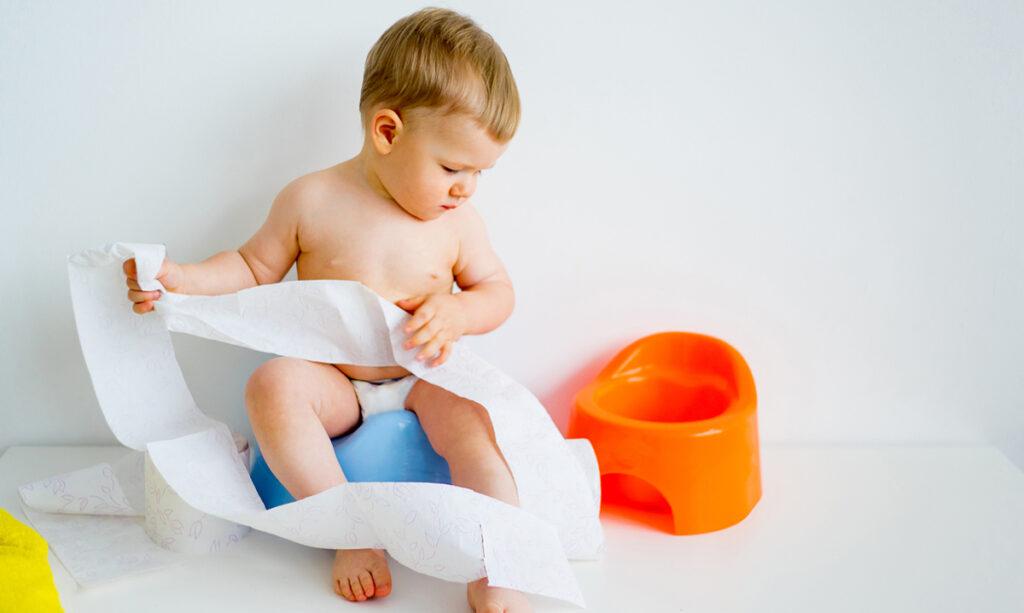 Dicas para o banheiro treinar uma criança com autismo