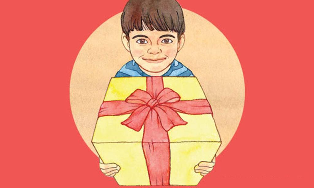 Dicas para ensinar às crianças a alegria de dar presentes